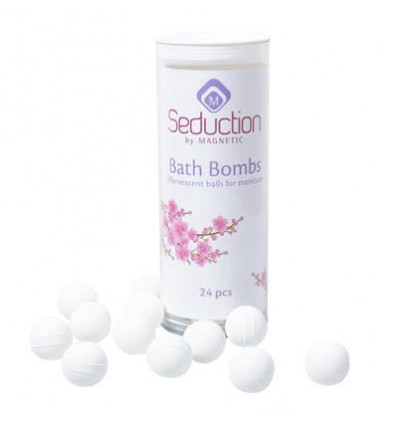 SEDUCTION BATH BOMBS 24 PZ